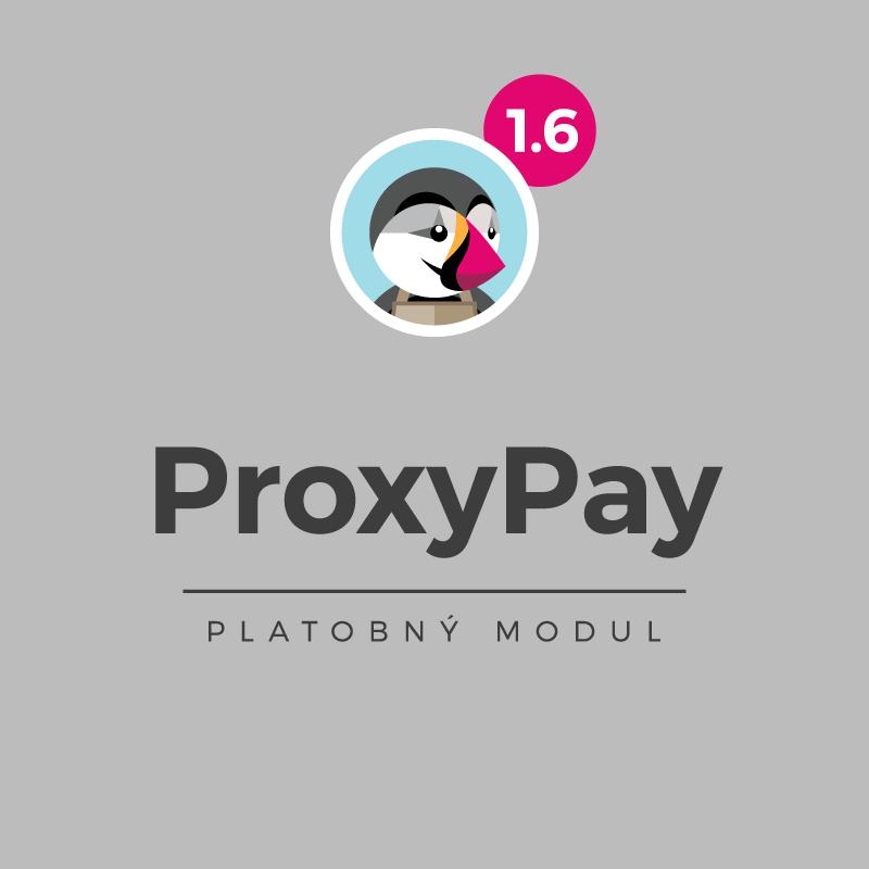 Modul ProxyPay pre PrestaShop
