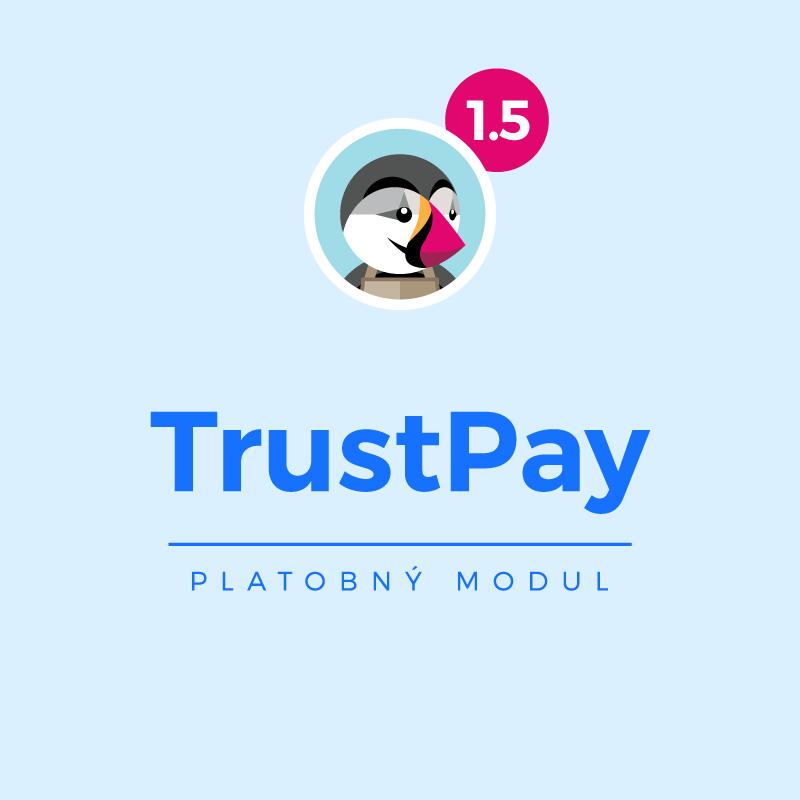 Modul TrustPay pre PrestaShop